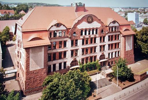 Goetheschule im Jahre 2008