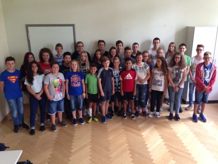 Klassensprecher 2016